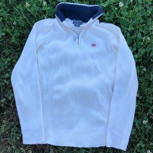 Vintage Ralph Lauren Polo Quarter Zip Sweatshirt